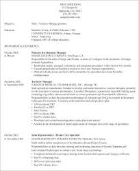 Medical Device Resume Examples by Sample Medical Sales Resume 8 Examples In Word Pdf