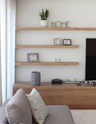 Bar Wall Shelves by Stunning Living Room Wall Shelves Decorative Diy White Wooden Bar