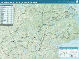 world river map image 2 ipswich river paddling map ipswich river watershed association