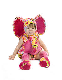 Elephant Halloween Costume Baby Amazon Princess Paradise Baby Isabella Elephant Clothing