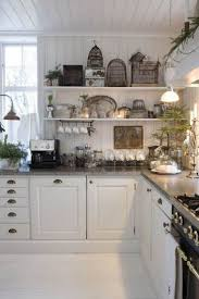 no upper kitchen cabinets kitchen decoration