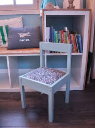 table et chaise enfant ikea ikea hack chaise latt julypouce tricote