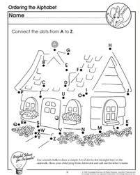 ordering the alphabet letter worksheet for preschoolers jumpstart