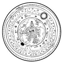 mandala halloween coloring pages archives coloring page