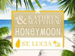 wedding trip registry unique moons honeymoon travel registry gifts