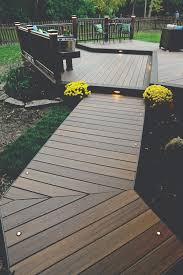 deck u0026 fence inspiration the home depot canada outdoor living