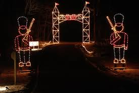 drive thru christmas light displays near me holiday in lights at sharon woods dayton parent magazine