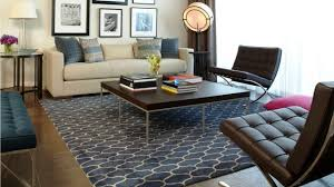 a beautiful rug can revitalize your living room youtube