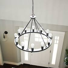 Entryway Chandelier Lighting Best Entry Chandelier Ideas On Pinterest Entryway Chandelier