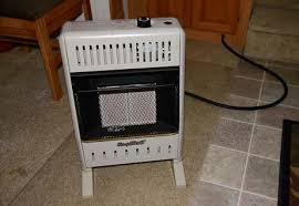 Thermostat For Gas Fireplace by Rv Heater How To Install A Vent Free Propane Heater In An Rv