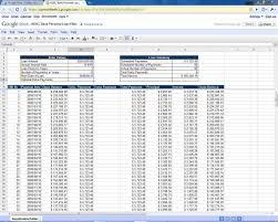 Investment Property Spreadsheet Depreciation Schedule Template Virtren Com