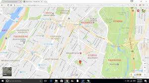 Bronx Zoo Map Bronx Zoo Writes Of Passage