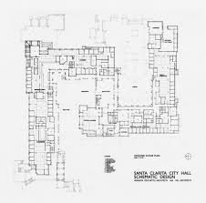 San Gabriel Mission Floor Plan by Planning Zecchetto