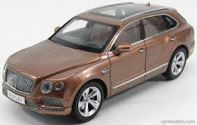 bentley bentayga 2016 kyosho 08921bz scale 1 18 bentley bentayga suv 2016 bright