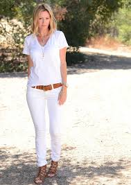 tolanda foster clothes the stylish housewife blog archive yolanda foster white jeans