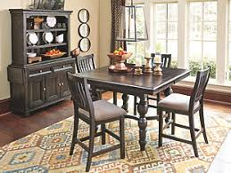 Dining Room Sets Movein Ready Sets Ashley Furniture HomeStore - Black dining room sets