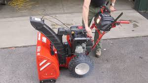 how to get your snow blower ready for winter consumer reports