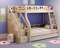 Plans For Bunk Bed With Stairs by Perfect Bunk Bed Stairs Plans And Ana White Camp Loft Bed With