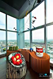 Penthouse Design Eva Eclectic Los Angeles Penthouse Design By Maxime Jacquet Idolza