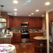 Recessed Lighting In Kitchen Latest Projects Electrician In Northern Virginia