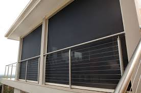 sonnenrollo f r balkon sonnenrollo balkon schonheit ausenrollo sichtschutz balkon