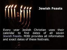 seven feasts of the messiah messianic christian and their holidays