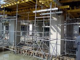 buy slab scaffold formwork with ring lock scaffolding table