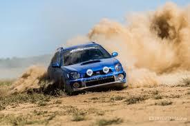 rally subaru wagon no dust no glory