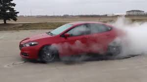 All Wheel Drive Dodge Dart Dodge Dart Burnout Youtube