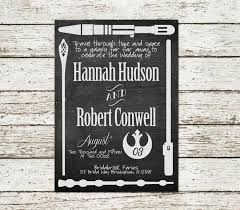 wars wedding invitations printable wedding invitation wars lord of the rings harry