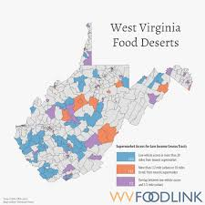 West Virginia Counties Map by What U0027s An Appalachian Food Desert And Why Are They Increasing