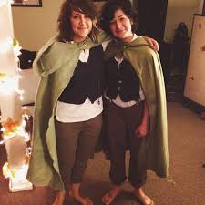Ring Halloween Costume Merry Pippin Lord Rings Costumes Popsugar Tech Photo 12