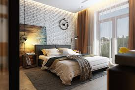 best bedroom accent wall contemporary house design interior