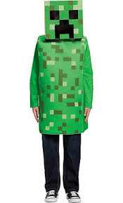 minecraft costume minecraft costumes for kids adults party city