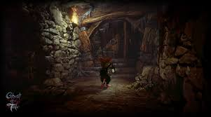 the mouse and the asset store the story of ghost of a tale