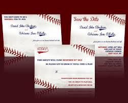 baseball wedding invitations deco wedding invitation design etsy by cfergodesigns on