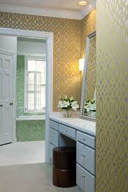 gray and blue bathroom ideas eclectic bathroom hendel homes