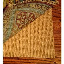 safavieh exceptional area rug pad for floor walmart com