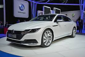 volkswagen u0027s arteon is a bold styling statement and a departure