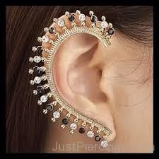 ear cuff piercing ear cuff cartilage piercing