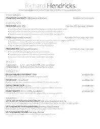 Resume Templates Latex Latex Resume Generator
