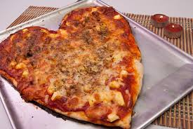 how to make a heart shaped pizza 9 steps with pictures
