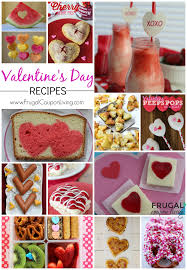 valentine u0027s day food ideas for kids and adults