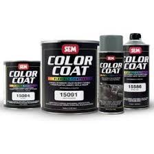 car colors specialty top coats sem color coat
