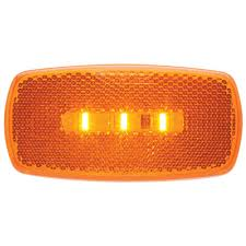 led clearance lights motorhomes oval led clearance marker light replaceable lens fleet count