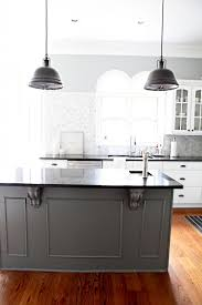 painted islands for kitchens best 25 painted island ideas on blue kitchen island