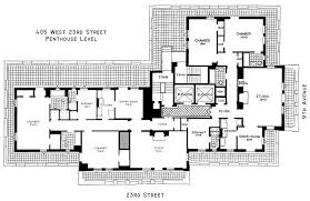 london terrace towers floorplans new york usa