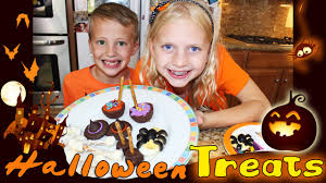 halloween treats for kids youtube