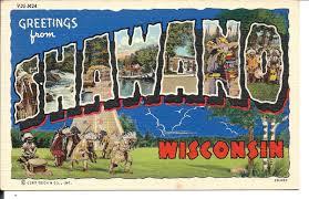 wisconsin postcards waltspaper