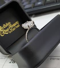 bridal ring company lochte s 5 carat engagement ring to details